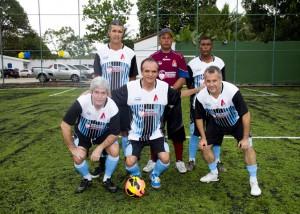 Torneio Inicio – Campeonato de Futebol Asfeb 2013
