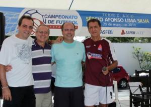 Torneio Início Sergio Afonso