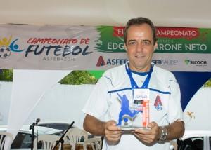 Finais do Campeonato Asfeb 2016