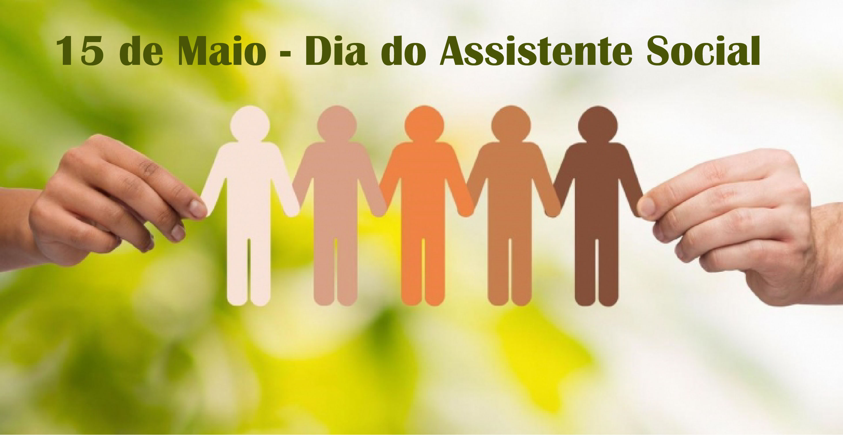 15 de maio: Dia do Assistente Social | ASFEB