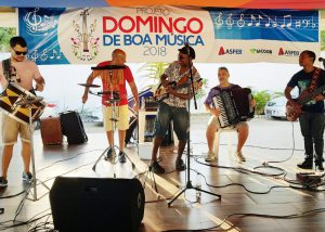 Domingo de Boa Música  – Ressaca do Forró – 22.07