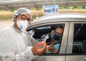Campanha de Vacinação contra a Gripe – 2021